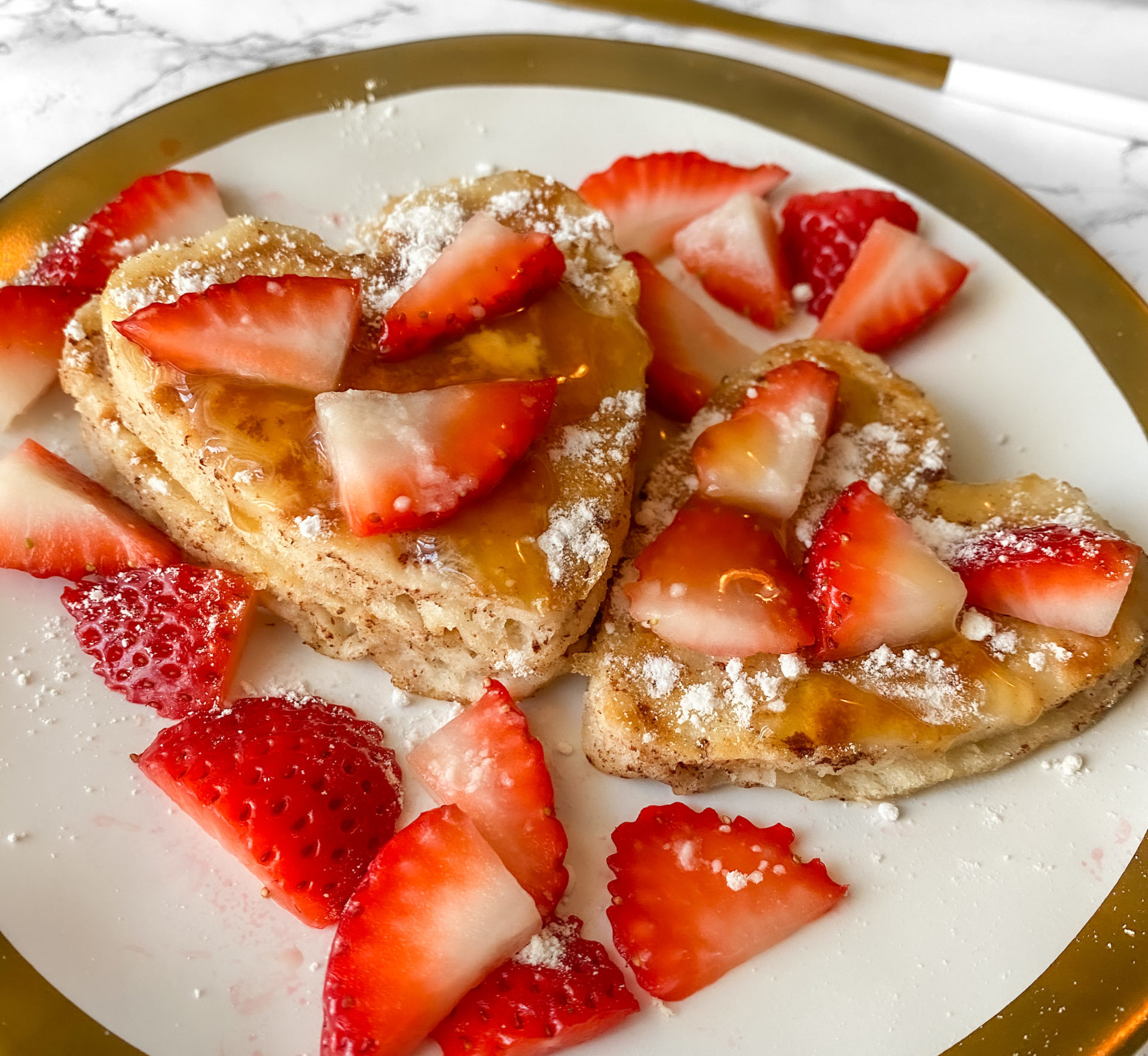 Naan French Toast