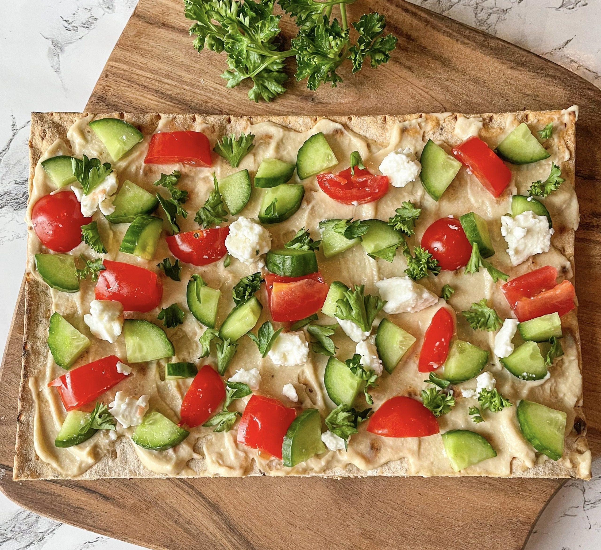 Mediterranean Toast